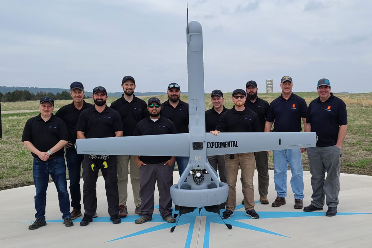 Choctaw Nation of Oklahoma and Martin UAV Announce Collaboration to Test Current and Future Martin UAV Platforms
